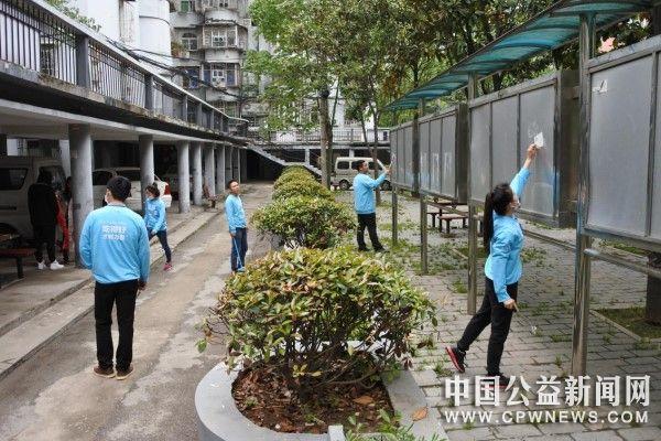 """武汉武昌:""""社区时间银行""""吸引企业志愿者 新模式助力社区治理"""