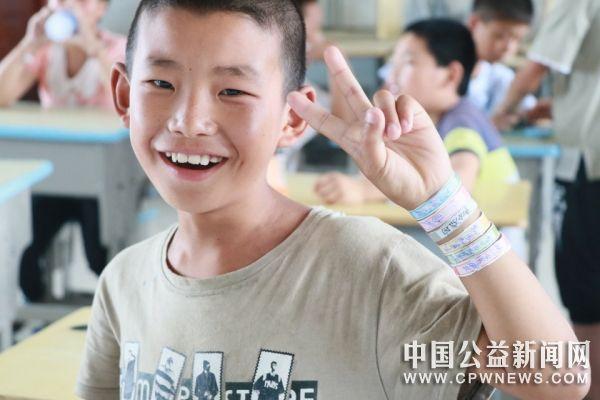 安徽阜阳:临泉县大张庄小学暑期夏令营心智素养课程顺利开展