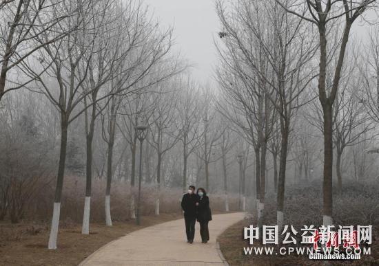 环境部:10月至次年3月京津冀PM2.5浓度拟同比降3%