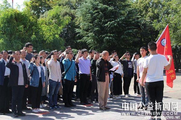 郑州理工师生赴洛阳四处红色纪念地参观学习