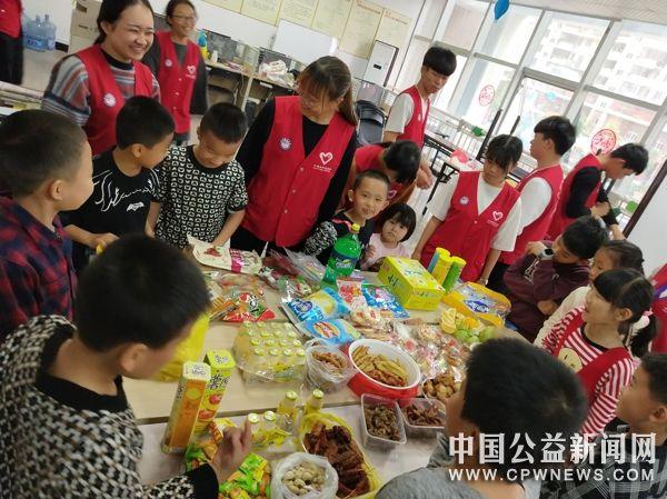 泉州丰泽:阳光陪伴·呵护成长—周末服务记