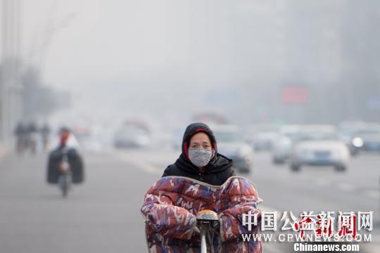 京津冀及周边区域将再次出现重度空气污染过程