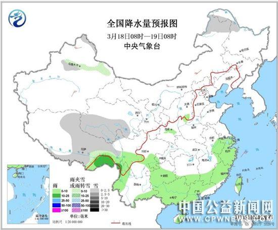 北方地区将有大风沙尘天气 中东部地区将有降雨天气过程