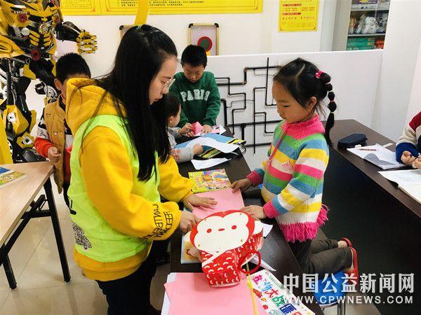东凤社区:趣味折纸欢乐多·垃圾分类我先行