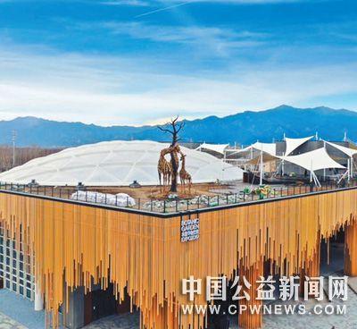 北京世园会植物馆—— 红树林搬进北方温室