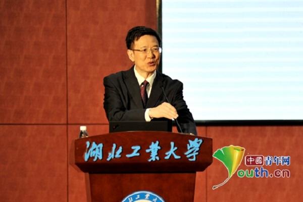 湖北工业大学开设思政通识课 校党委书记主讲