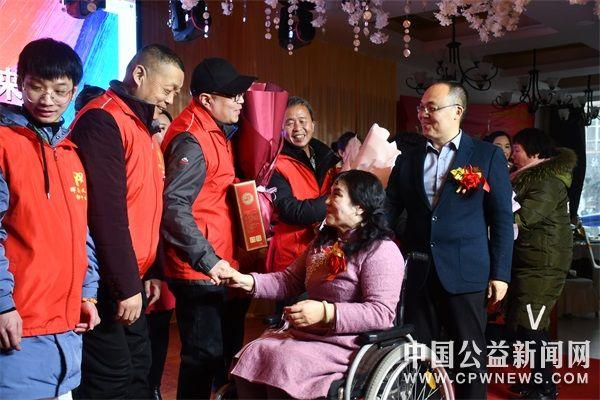 """辉县义工演绎""""精彩人生"""""""
