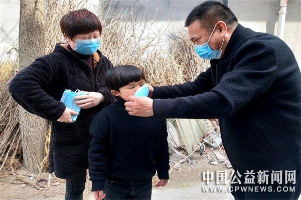 郯城:集中走访1500名五保户、孤儿及困境儿童