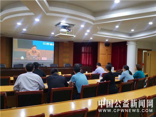 江苏扬中:社工增能培训 促进社会服务工作效率逐步提升