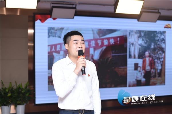 """长沙市新时代""""好声音""""志愿服务宣讲活动在开福区举行"""