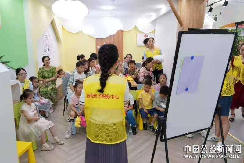 """江苏扬中:""""三全""""家庭教育支持行动系列活动在新联社区举办"""