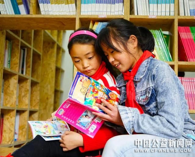 7省,100所学校,6万本图书,社会组织在行动!